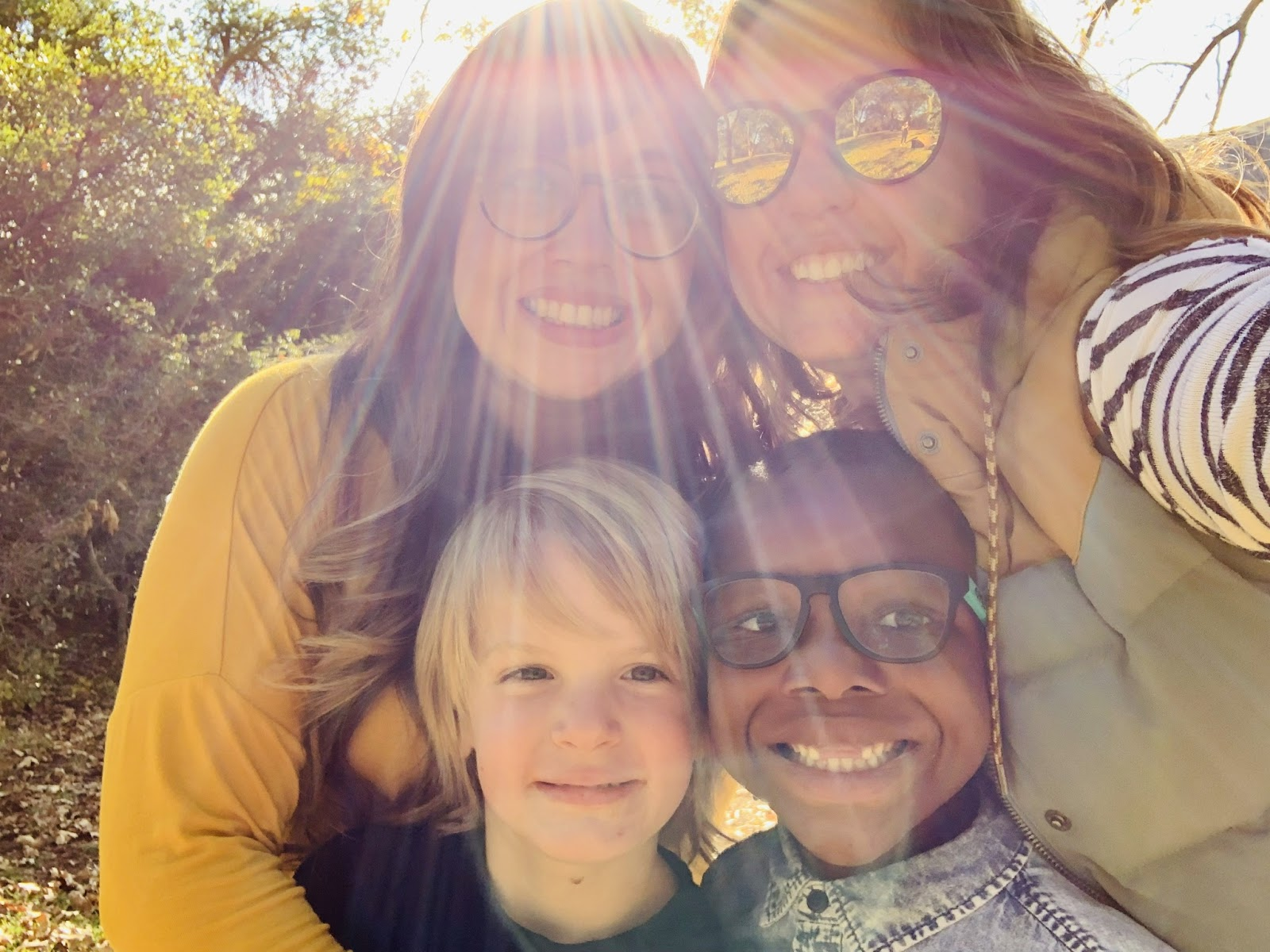 Foster Care to Adoption: raising our three boys in a blended, same sex family