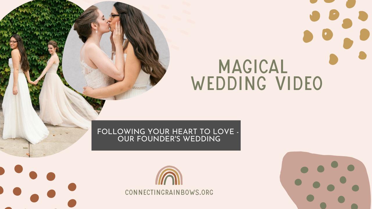 Gena + Jordana's Magical NY Wedding