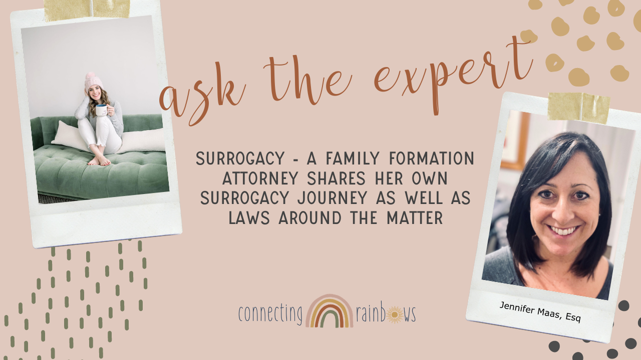 SURROGACY LAWS AND HOW TO PROTECT YOURSELF AND BABY | NY attorney shares her own experience