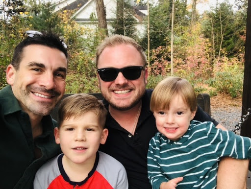 Real Modern Dads: Adopted by You Charity Founders